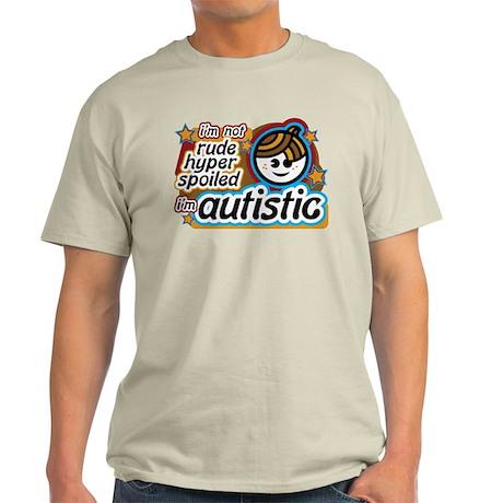 Not Rude (Boy) Light T-Shirt