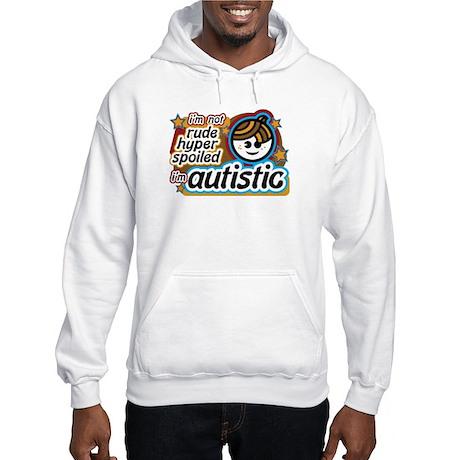Not Rude (Boy) Hooded Sweatshirt