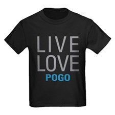 Live Love Pogo T-Shirt