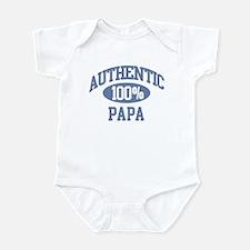 Authentic Papa Infant Bodysuit