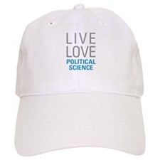 Political Science Baseball Cap