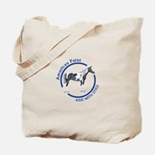 AMERICAN PAINT HORSE Tote Bag