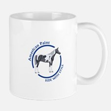 AMERICAN PAINT HORSE Mugs