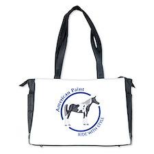 AMERICAN PAINT HORSE Diaper Bag