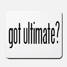 Got Ultimate? Mousepad