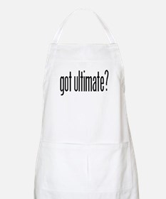 Got Ultimate? BBQ Apron