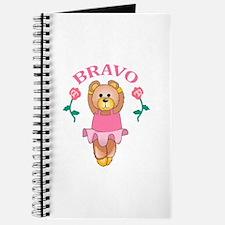 BRAVO BALLET DANCER Journal