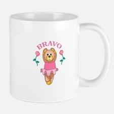 BRAVO BALLET DANCER Mugs