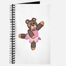 TEDDY BEAR BALLERINA Journal