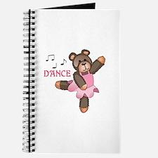 DANCE BALLET TEDDY Journal