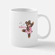 DANCE BALLET TEDDY Mugs
