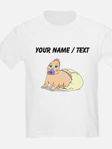 Custom Dinosaur Hatching T-Shirt