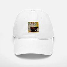 retro geeky electronics Baseball Baseball Cap
