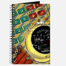 retro geeky electronics Journal