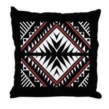PUEBLO SPIRIT Throw Pillow