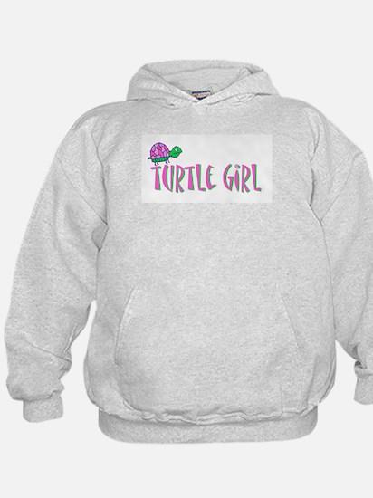 Turtle Girl Hoody