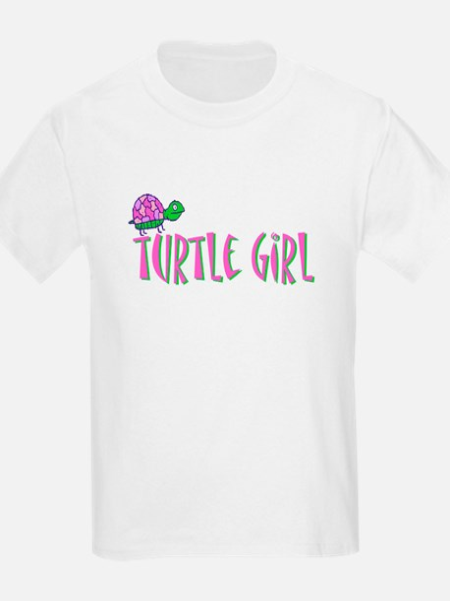 Turtle Girl T-Shirt