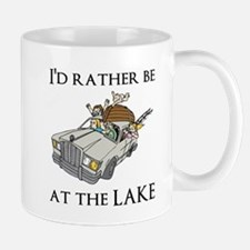 At The Lake Mugs