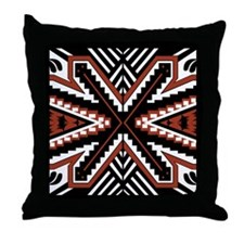 PUEBLO GRAND Throw Pillow