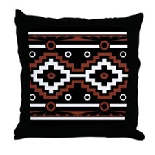 PUEBLO BOLD Throw Pillow