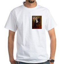 Lincoln & French Bulldog (lap) Shirt