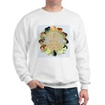 Time For Poultry2 Sweatshirt