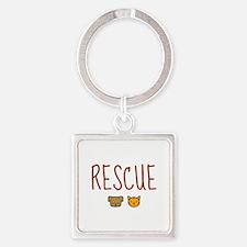 Rescue Keychains