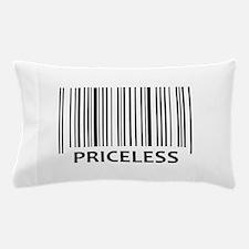 PRICELESS BAR CODE Pillow Case