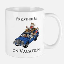 On Vacation Mugs