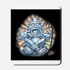 Warrior Aztec Tattoo Mousepad