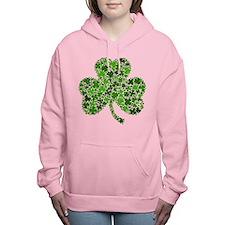 Shamrock of Shamrocks Women's Hooded Sweatshirt