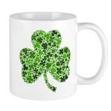 St patricks day Small Mugs (11 oz)