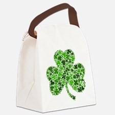 Shamrock of Shamrocks Canvas Lunch Bag