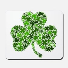Shamrock of Shamrocks Mousepad