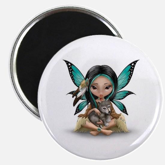 Cute Fairies Magnet