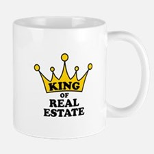 King of Real Estate Mugs