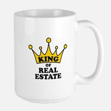 King of Real Estate Mugs