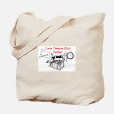 Treasure Adventure Tote Bag or Book Bag