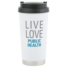 Public Health Travel Coffee Mug