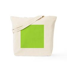 cute Neon Green Tote Bag