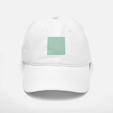 beach seafoam green Baseball Baseball Cap