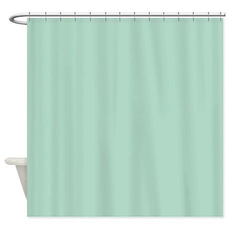 Beach Seafoam Green Shower Curtain By Admin Cp62325139
