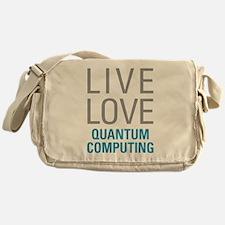 Quantum Computing Messenger Bag