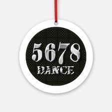 5678 Dance Lounge - Ornament (Round)