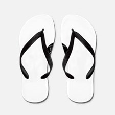 To thine own self be true Flip Flops