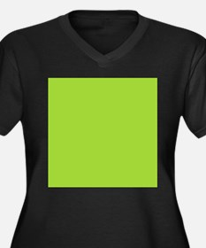 cute Neon Gre Plus Size T-Shirt