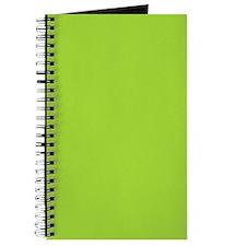 cute Neon Green Journal
