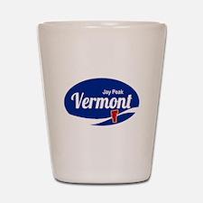 Jay Peak Ski Resort Vermont Epic Shot Glass