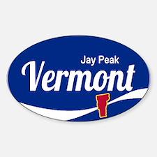 Jay Peak Ski Resort Vermont Epic Decal