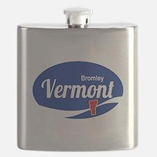 Bromley Mountain Ski Resort Vermont Epic Flask